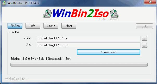 5 أدوات لتحويل ملفات BIN إلى صور ISO