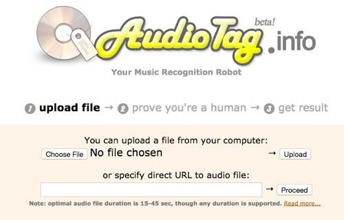 audio tag